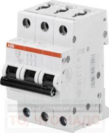 Автоматический Выключатель 63А 3Р ABB S203