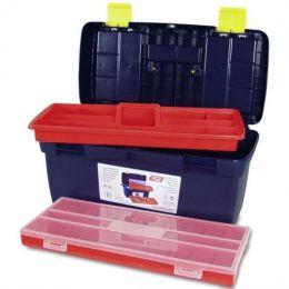 Ящик для инструмента № 18 с лотком + органайзер